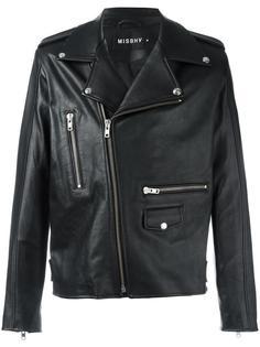 studded 'sonic you' jacket Misbhv
