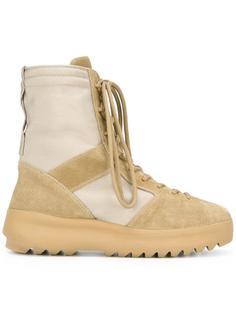 ботинки 'Season 3' в стиле милитари Yeezy
