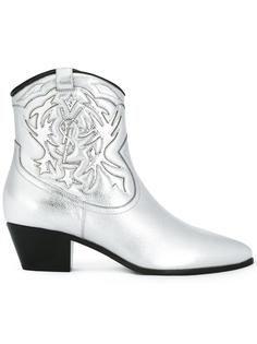 'Rock 40' cowboy ankle boots Saint Laurent