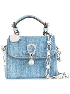 джинсовая сумка через плечо Ermanno Scervino