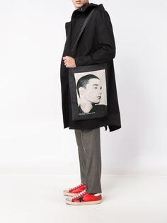 джинсовая сумка-тоут 'Stevie' Raf Simons