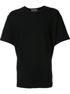 футболка с принтом сзади Yohji Yamamoto