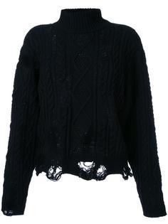 вязаный свитер  Miharayasuhiro