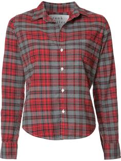 'Barry' checked shirt  Frank & Eileen