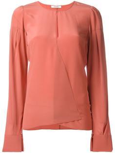 блузка с вырезом 'замочная скважина' Dorothee Schumacher