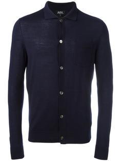 рубашка 'Paolo' A.P.C.