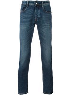 classic straight-leg jeans Diesel Black Gold