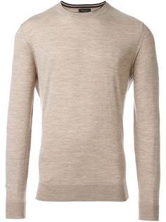 свитер с круглым вырезом   Paul Smith London