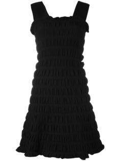 платье с присборенными деталями Victoria Victoria Beckham