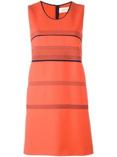 платье в полоску Victoria Victoria Beckham