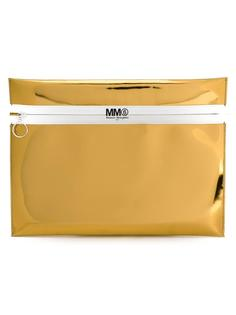 metallic clutch Mm6 Maison Margiela