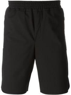 шорты-бермуды с карманами на молнии  Tim Coppens