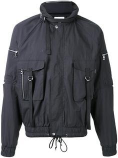 куртка с накладными карманами John Elliott
