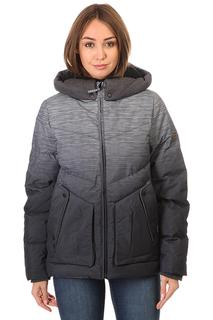 Куртка зимняя женская Rip Curl Antofagasta Jacket Black Marle