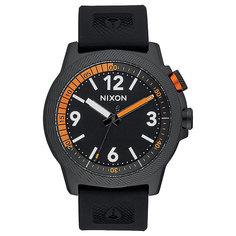 Кварцевые часы Nixon Cardiff Sport All Black