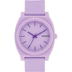 Кварцевые часы Nixon Time Teller P Matte Violet