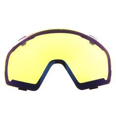 Линза для маски Von Zipper Lens Jetpack Yellow Chrome