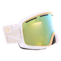 Маска для сноуборда Von Zipper Beefy Gold Chrome