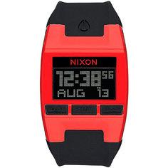 Электронные часы Nixon Comp Red/Black