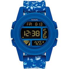 Электронные часы Nixon Unit Cobalt Speckle