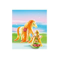 Принцессы: Принцесса Санни с Лошадкой, PLAYMOBIL Playmobil®