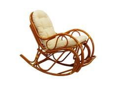 Кресло-качалка с подножкой Eco Garden