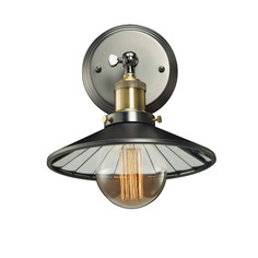 "Бра ""Grey Reflector Sconce"" Gramercy"
