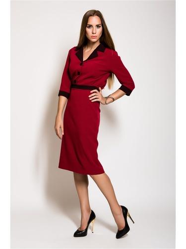 Платья офисный стиль