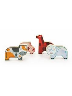 Фигурки-игрушки Игрушки из дерева