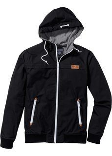 Легкая куртка Regular Fit (темно-синий) Bonprix