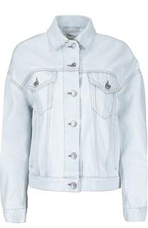 Джинсовая куртка свободного кроя Acne Studios
