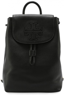 Кожаный рюкзак Harper Tory Burch