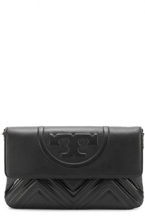 Клатч Fleming Geo-Leather Tory Burch