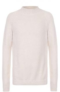 Кашемировый свитер тонкой вязки Loro Piana