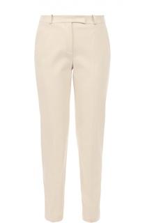 Хлопковые брюки прямого кроя с карманами Loro Piana