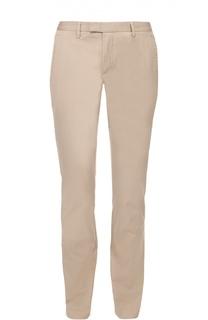 Хлопковые брюки чинос Michael Kors