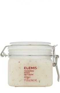 Экзотик солевой пилинг для тела Франжипани-Монои Elemis
