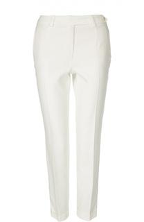 Прямые хлопковые брюки со стрелками Loro Piana