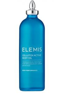 Антицеллюлитное детокс-масло для тела Elemis