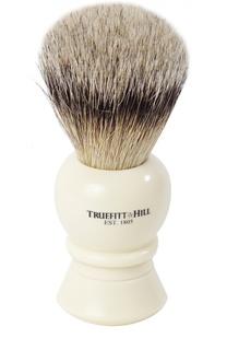 Кисть для бритья Ворс серебристого барсука/Слоновая кость с серебром Regency Truefitt&Hill Truefitt&Hill