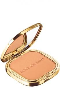 Пудра с эффектом загара Glow Bronzing Powder тон 10 Natural Dolce & Gabbana