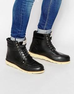 Ботинки-мокасины Original Penguin New England - Черный