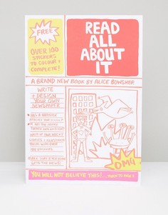 Книга Read All About It Write Your Own Newspaper - Мульти Books