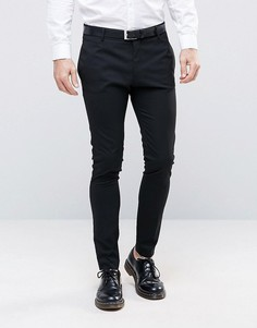 Супероблегающие брюки Religion - Черный