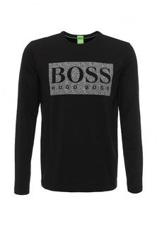 Лонгслив Boss Green