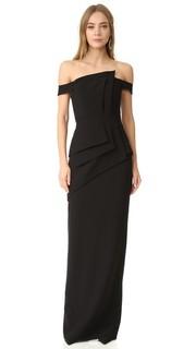 Вечернее платье Eve La Reina Black Halo