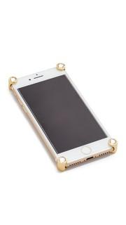 Уголки с кристаллами для iPhone 7 и 7 Plus Corners4