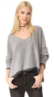 Пуловер с рукавами «летучая мышь» Free People