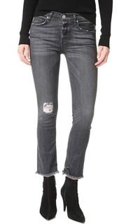Укороченные джинсы в Валетта с необработанным краем Mc Guire Denim