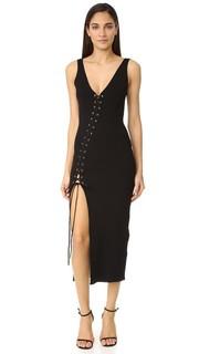 Платье в рубчик Angelina Ronny Kobo